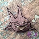 Collar Glam - Sharkie