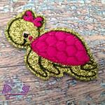 Collar Glam - Sea Turtle Girlie Honu