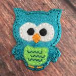 Collar Glam - Owl