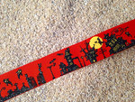 Haunted House 1 Inch Collar
