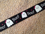 Girlie Ghosts 1 Inch Collar