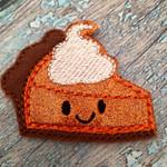 Collar Glam - Pumpkin Pie