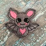 Collar Glam - Bat Cutie