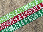 Christmas Sweater 1 Inch Collar