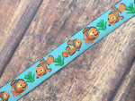 Nemo Clown Fish 3/4 Inch Collar