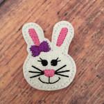 Collar Glam - Girl Bunny