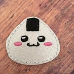 Collar Glam - Mr. Rice Ball Onigiri-San