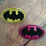Collar Glam - Batman
