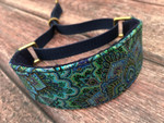 Hound Collar - Metallic Mandalas