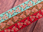 Rudolph Scatter 1 Inch Collar