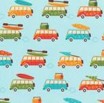 Custom Shaka Shield Bellyband - VW Camper Vans