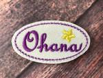 Collar Glam - Ohana