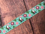 Tropical Toucans 1 Inch Collar
