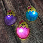 Collar Glam Flasher - Easter Chick