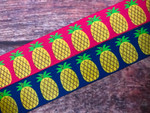 Pineapple Sparkle 1 Inch Collar