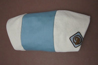 Organic Nesting Pillow Slipcover / My Blue Heaven