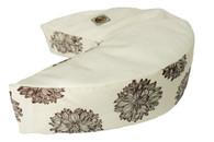 Organic Nesting Pillow Slipcover / Paloma