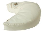 Organic Nesting Pillow Slipcover / Vanilla Bean