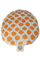 Organic Nest Egg Slipcover / Clementine
