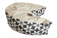 Organic Nesting Pillow / Aspen