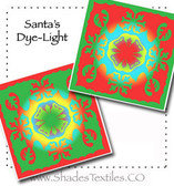 Santa's Dye-light!
