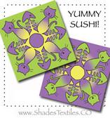 Yummy Sushi Double Hula Kit