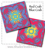Red Crab Blue Crab