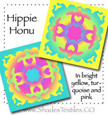 Hippie Honu Double Hula Kit - Bright