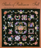 #105 Shades of Baltimore Fall Pattern