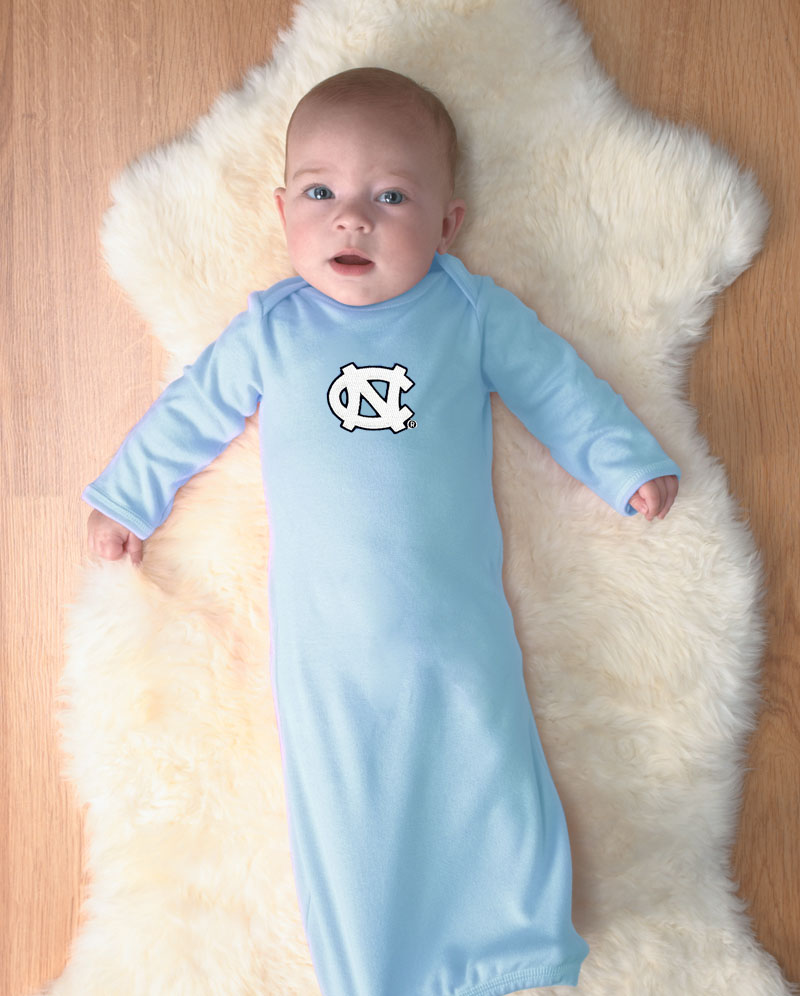 UNC North Carolina Tar Heels Baby