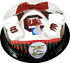 South Carolina Gamecocks Piece of Cake Baby Gift Set