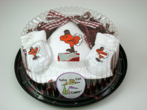 Virginia Tech Hokies Piece of Cake Baby Gift Set