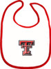 Texas Tech Red Raiders 2 Ply Baby Bib