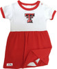 Texas Tech Red Raiders Baby Onesie Dress