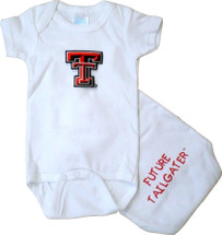 Texas Tech Red Raiders Future Tailgater Baby Onesie