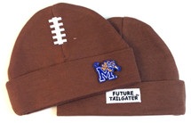 Memphis Tigers Baby Football Cap
