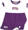 Texas Christian TCU Horned Frogs Baby Onesie Dress