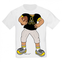 Appalachian State Mountaineers Heads Up! Football Infant/Toddler T-Shirt