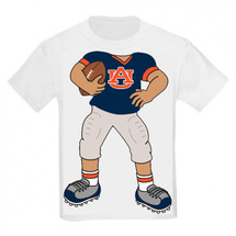 Auburn Tigers Heads Up! Football Infant/Toddler T-Shirt