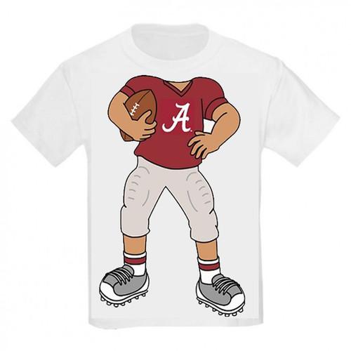 Alabama Crimson Tide Heads Up! Football Infant/Toddler T-Shirt
