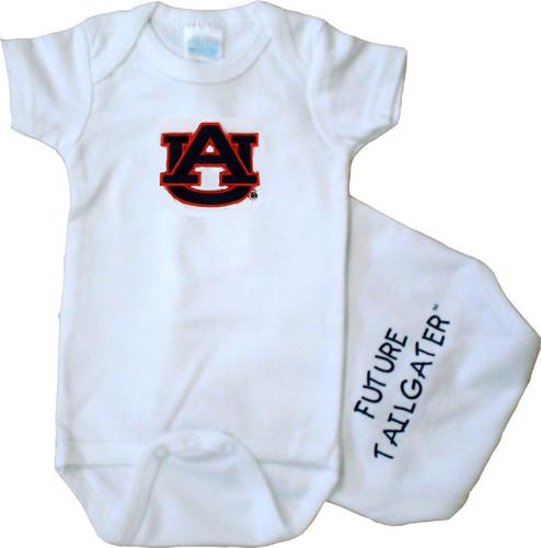 Auburn Tigers Future Tailgater Baby Onesie
