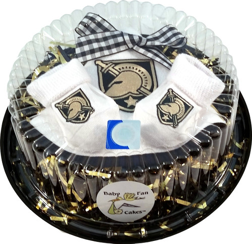 Army Black Knights Piece of Cake Baby Gift Set