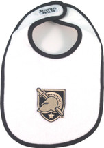 Army Black Knights 2 Ply Baby Bib