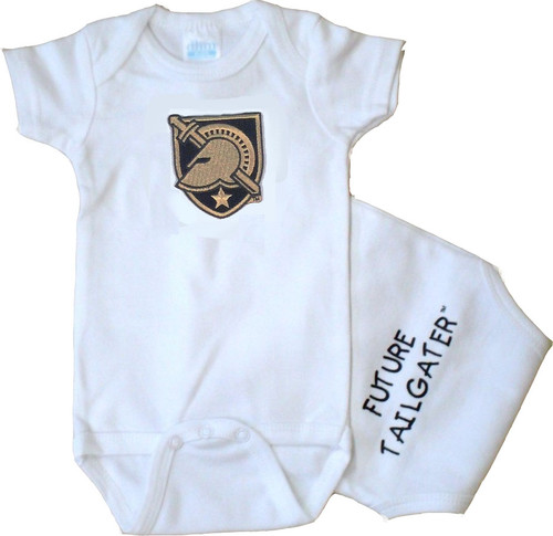 Army Black Knights Future Tailgater Baby Onesie