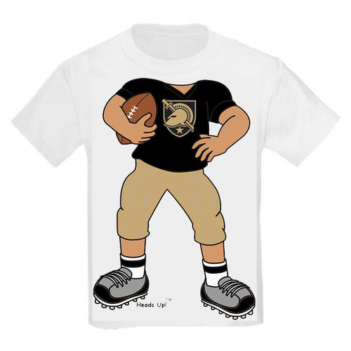 Army Black Knights Heads Up! Football Infant/Toddler T-Shirt