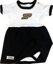 Purdue Boilermakers Baby Onesie Dress