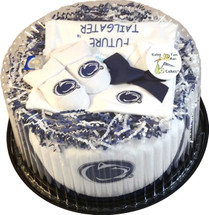 Penn State Nittany Lions Baby Fan Cake Clothing Gift Set