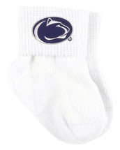 Penn State Nittany Lions Baby Sock Booties