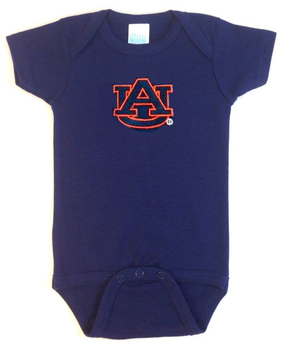 Auburn Tigers Baby Onesie