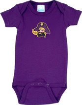 East Carolina Pirates Baby Onesie